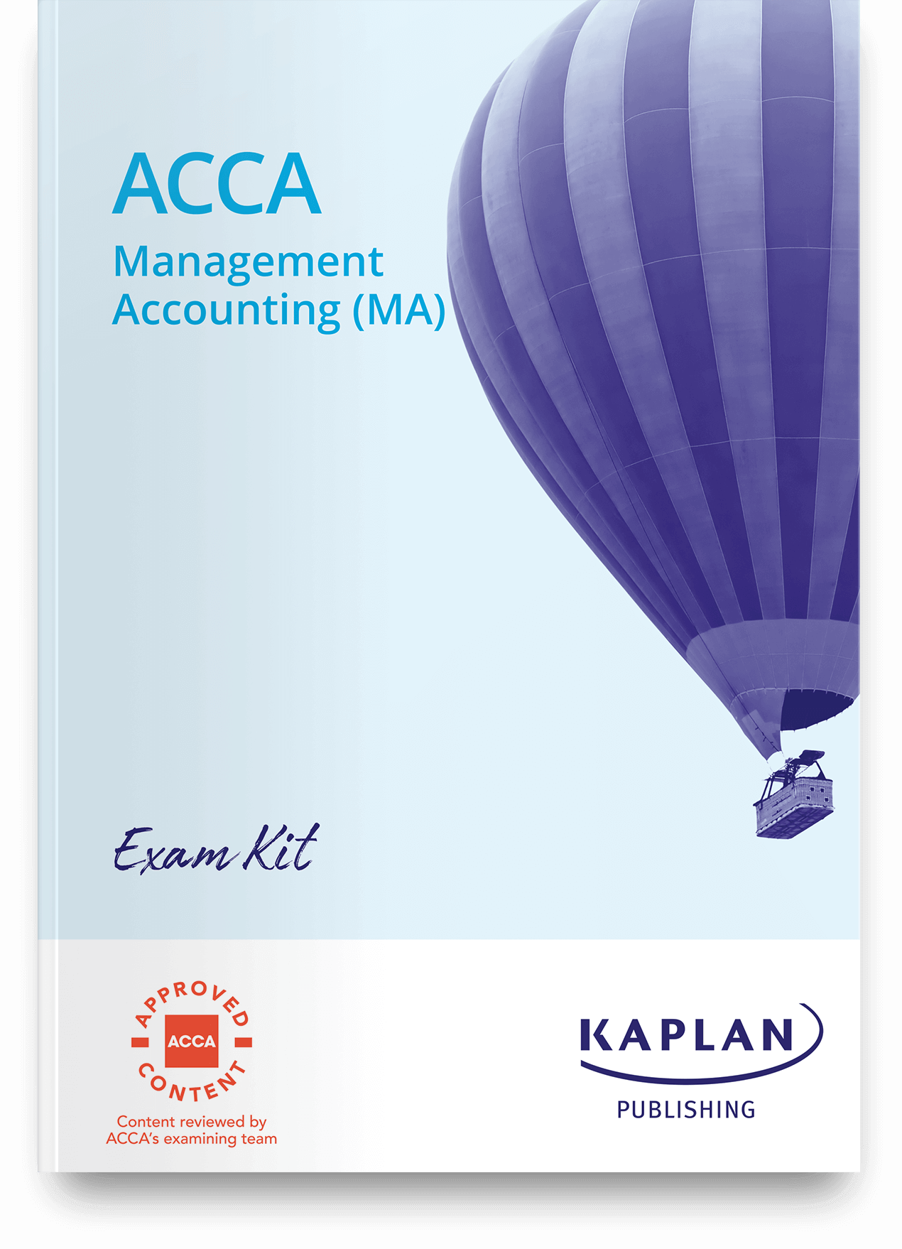ACCA Management Accounting (MA) Exam Kit