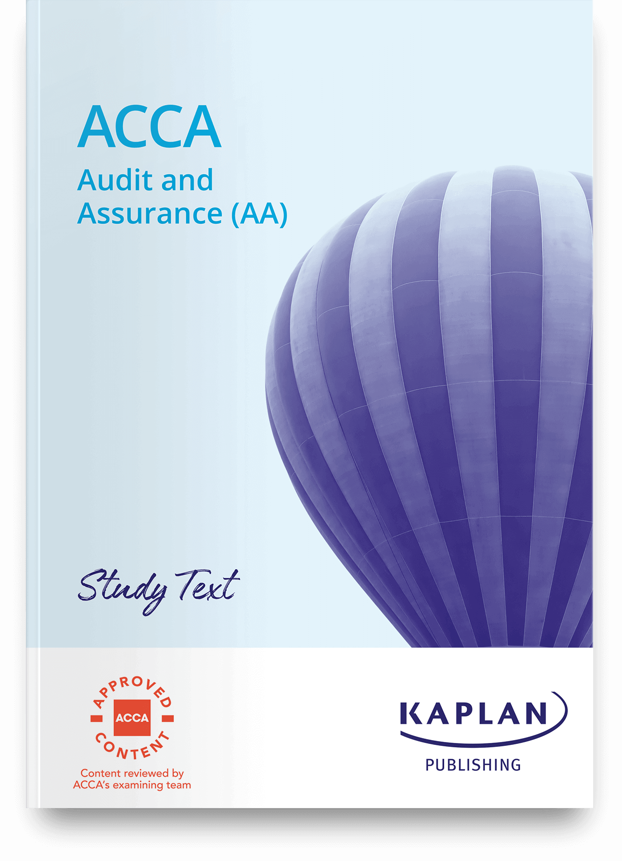 ACCA Fundamentals - Audit and Assurance (AA) - Study Text