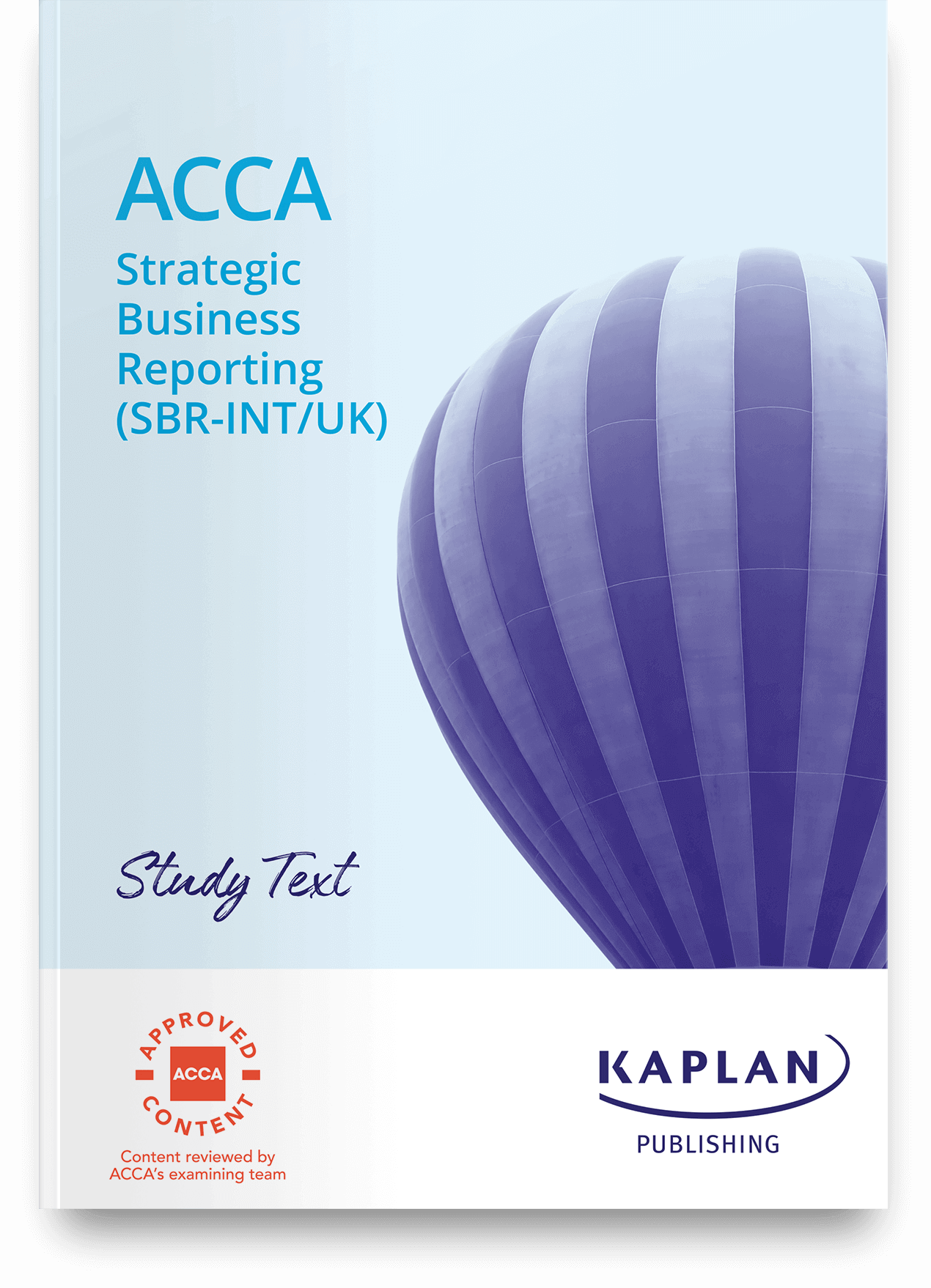 ACCA Strategic Business Reporting Study Text