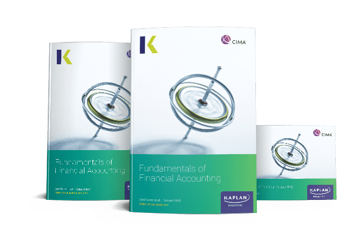 CIMA Certificate - Fundamentals of Financial Accounting (BA3) - Essentials Pack
