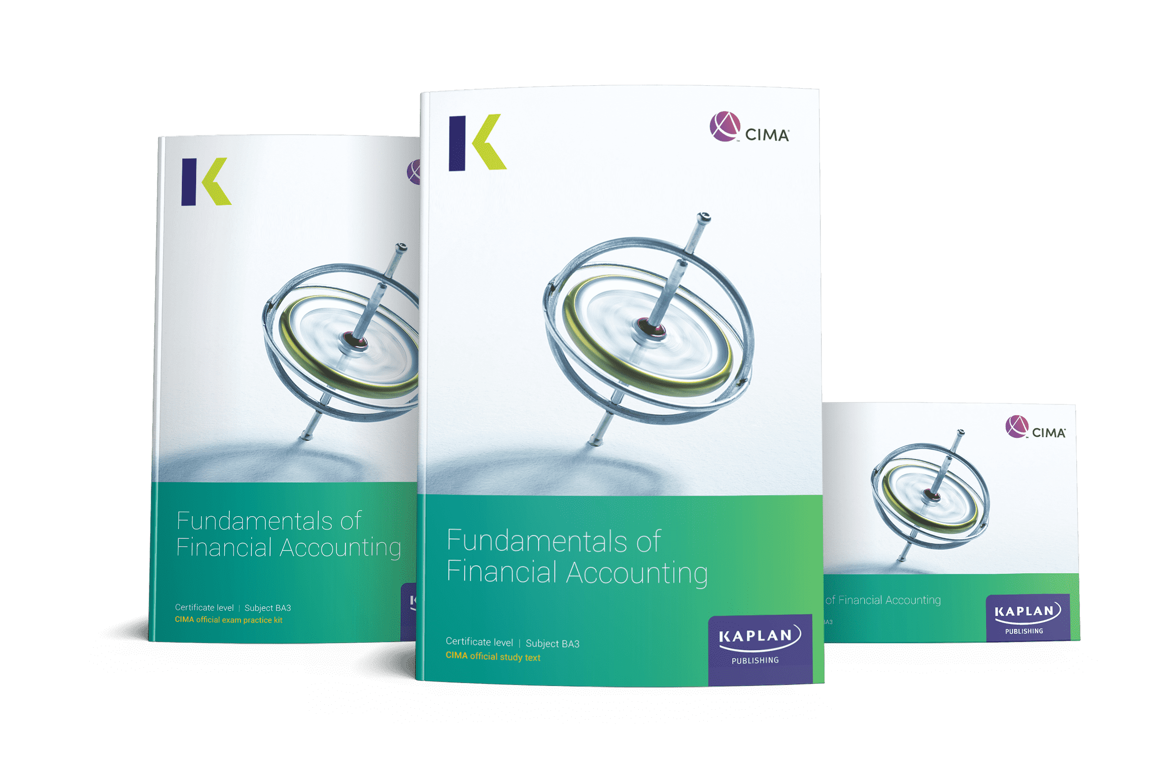 Approved books and study materials for CIMA Certificate
