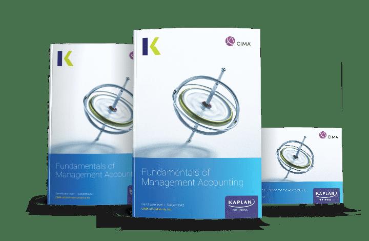 CIMA Certificate - Fundamentals of Management Accounting (BA2) - Essentials Pack