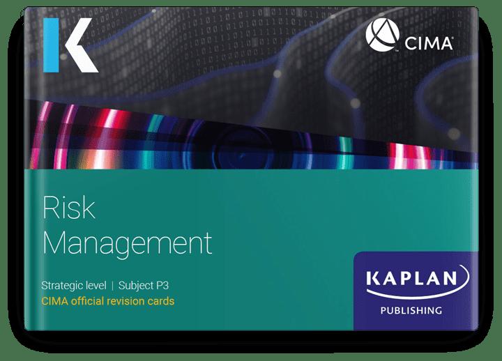 CIMA Professional Strategic Risk Management (P3) Revision Cards