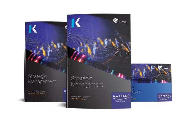 CIMA Professional Strategic Strategic Management (E3) Essentials Pack