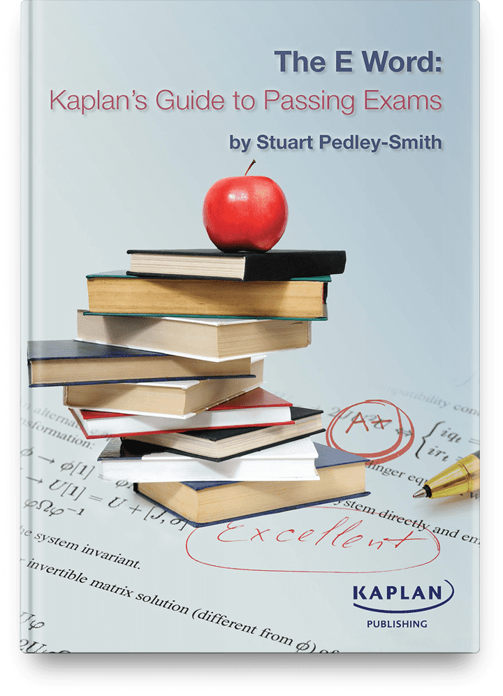the-e-word-kaplans-guide-to-passing-exams